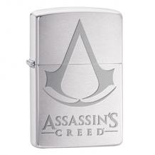 Zippo aansteker Assassin's Creed Logo Brushed